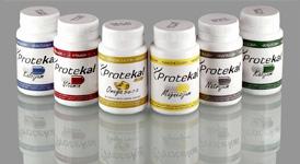 Protekal: Étrend-kiegészítők