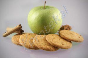 Almás-fahéjas keksz- Protekal termékek